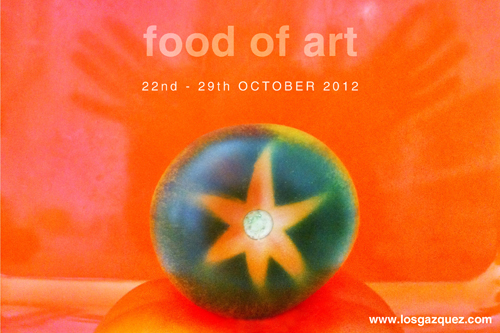 food of art Oct 2012 (losgazquez)